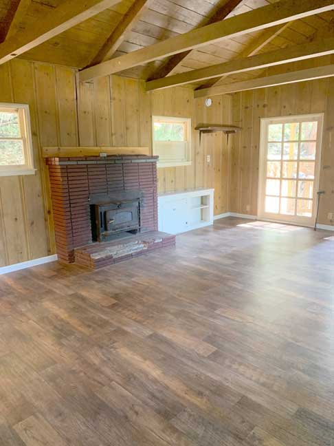 steve baker, graeme grant, placerville realty, house for rent, home for rent, property manager, property management company, 1890 Broadway #1 - Placerville, Dining Area