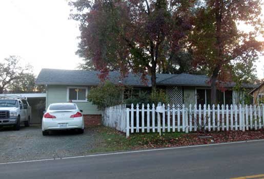steve baker, graeme grant, placerville realty, house for rent, home for rent, property manager, property management company, 2456 Hwy-49 - Placerville, front