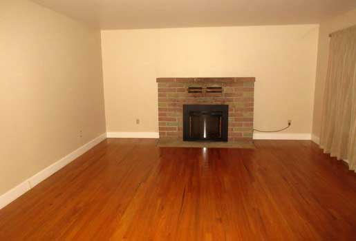 steve baker, graeme grant, placerville realty, house for rent, home for rent, property manager, property management company, 2456 Hwy-49 - Placerville, Living Room w/ Electric Fireplace