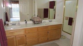 steve baker, graeme grant, Placerville realty, house for rent, home for rent, property manager, property management company, 2735 Clay Street - Placerville, Master Bathroom