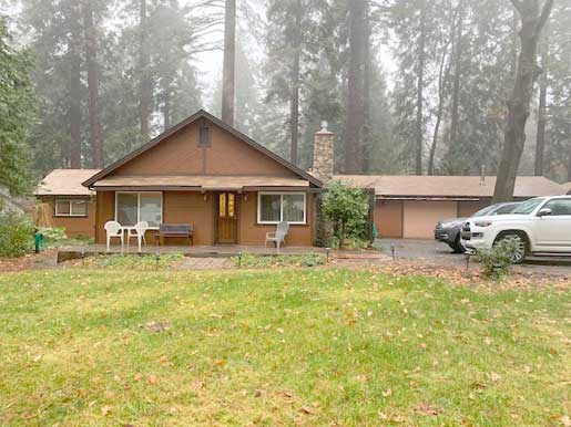 steve baker, graeme grant, placerville realty, house for rent, home for rent, property manager, property management company, 2914 Blair Road - Pollock Pines, front