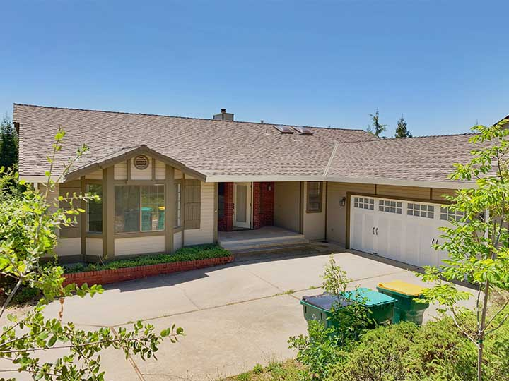 steve baker, graeme grant, Placerville realty, house for rent, home for rent, property manager, property management company, 3420 Sudbury Drive - Cameron Park, front