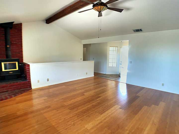 steve baker, graeme grant, Placerville realty, house for rent, home for rent, property manager, property management company, 3420 Sudbury Drive - Cameron Park, Living Room