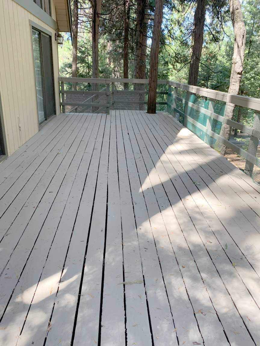 steve baker, graeme grant, Placerville realty, house for rent, home for rent, property manager, property management company, 3564 Gold Ridge Trail - Pollock Pines, Level, Large Deck