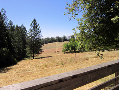 steve baker, graeme grant, placerville realty, house for rent, home for rent, property manager, property management company, 4670 Woodland Drive - Placerville, View From Back Deck