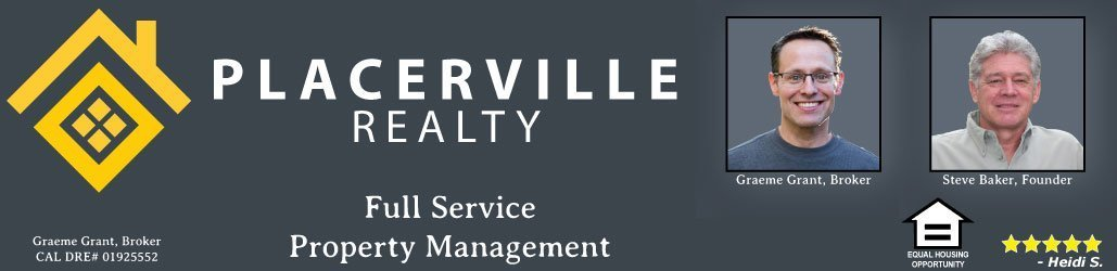 Placerville Realty, Inc header image